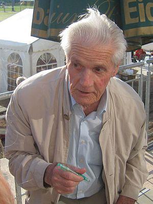 Ottmar Walter - Walter in 2005