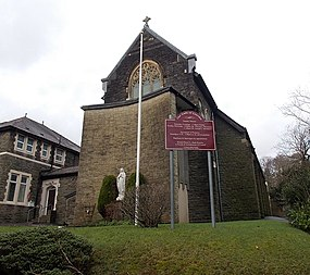 Our Lady of Lourdes, Mountain Ash - geograph.org.uk - 3826135.jpg