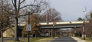 Overpass - Overpass in Washington, DC