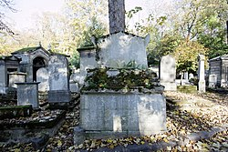 Tomb of Gérardy