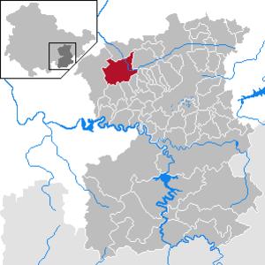 Pößneck - Image: Pößneck in SOK