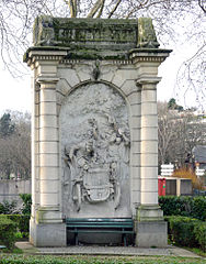Monument to Émile Levassor