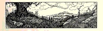 P781, Harper's Magazine 1909--The enchanted bluff.jpg