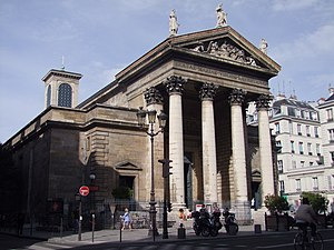 César Franck - Notre-Dame-de-Lorette, Paris