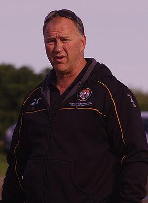 Paul Sironen - Sironen in 2012