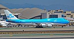 PH-BFV KLM Royal Dutch Airlines Boeing 747-406(M) s-n 28460 (37460215214).jpg