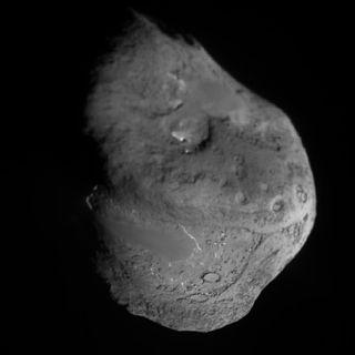 Tempel 1 Jupiter-family comet
