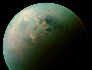 Sotonera Lacus - Image: PIA17470 Titan northern hemisphere