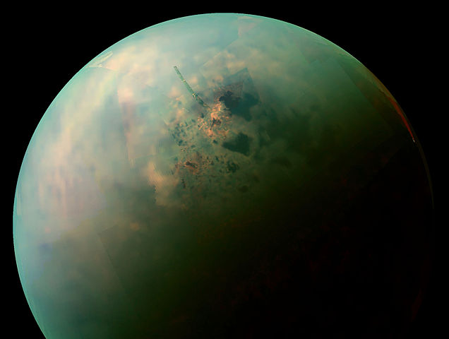 Ученые назвали схожий на древнейшую Землю спутник