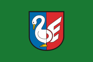 Zbąszynek - Image: POL Zbąszynek flag
