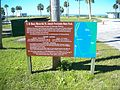 PSJ FL south St Joseph Peninsula SP info sign01.jpg