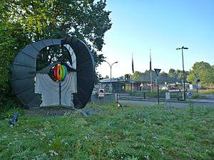 Physikalisch-Technische Bundesanstalt - Image: PTB Main Entrance