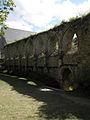 Paimpol (22) Abbaye de Beauport Réfectoire 02.JPG