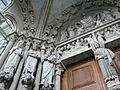 Painted portal in the Lausanne Cathedral-05.JPG