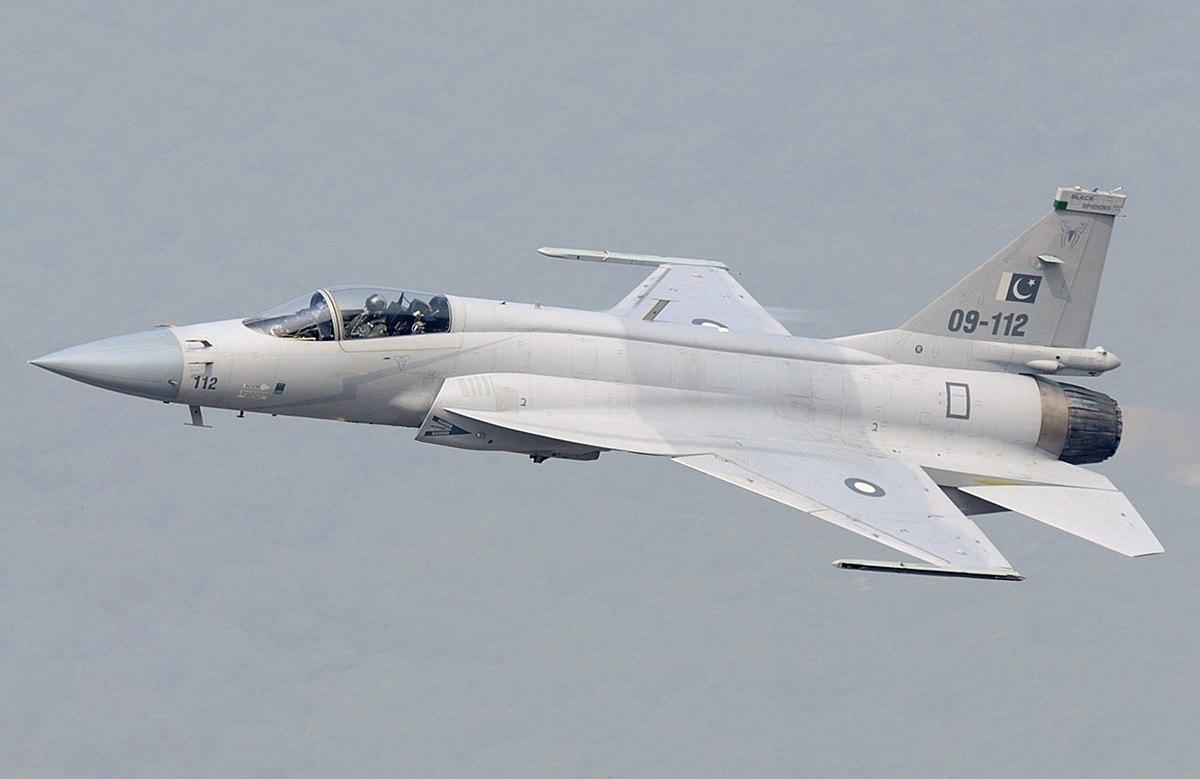 CAC/PAC JF-17 Thunder - Wikipedia