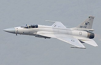 CAC/PAC JF-17 Thunder - A JF-17 of the Pakistan Air Force