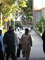 Pakistani pilgrimes of Mohammad al-Mahruq Mosque - October 15,2013 - Nishapur 10.JPG