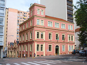 Public Prosecutor's Office (Brazil) - Old building of Public Ministry in Porto Alegre.