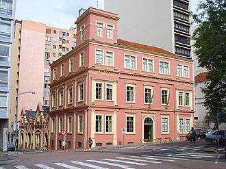 Public Prosecutor's Office (Brazil) - Old building of Public Ministry in Porto Alegre.
