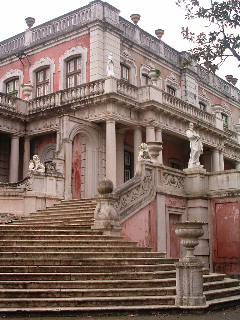 Queluz Portugal  City new picture : Queluz palace, an 18th century royal residence which is one of the ...