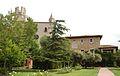 Palau reial Torroella de Montgrí i església.JPG
