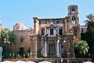Church of Santa Maria dellAmmiraglio
