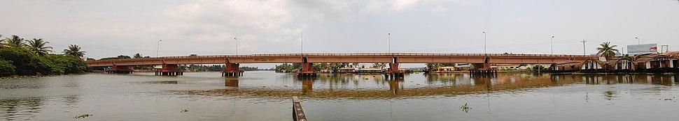 Pallathuruthy bridge