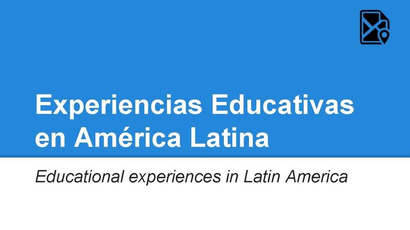 File:Panel Educational experiences in Latin America.pdf
