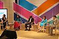 Panel on global health at Spotlight Health Aspen Ideas Festival 2015.JPG