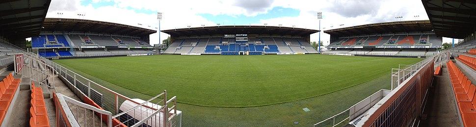 Panorama Stade de Abbé-Deschamps
