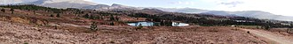 Villa de Leyva - Image: Panoramica desierto Villa de Leyva