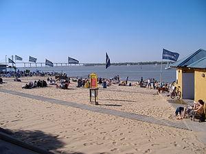300px Paran%C3%A1 River beach Rosario - Rosario