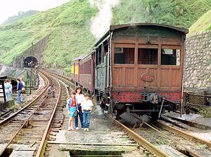 São Paulo Railway Company - Image: Paranapiacaba pic 10