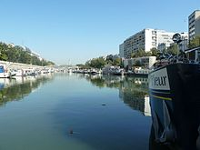 Port de l arsenal wikipedia - Port de l arsenal bastille ...