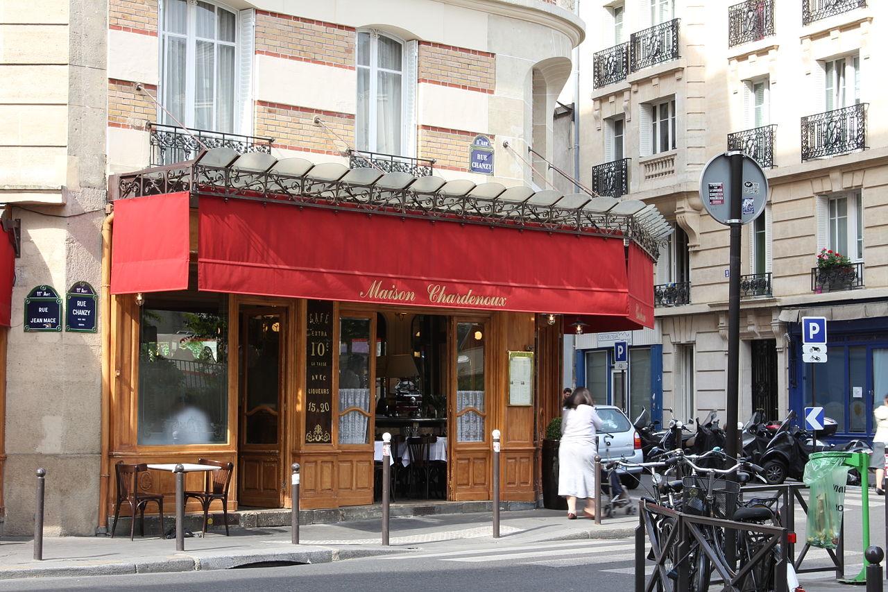 Restaurant Rue Yves Kermen Boulogne Billancourt