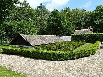 Brede House - Image: Park at Brede House 3