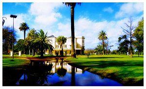 Avellaneda Park - The former Olivera mansion