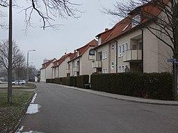 Goldsteinstraße in Halle
