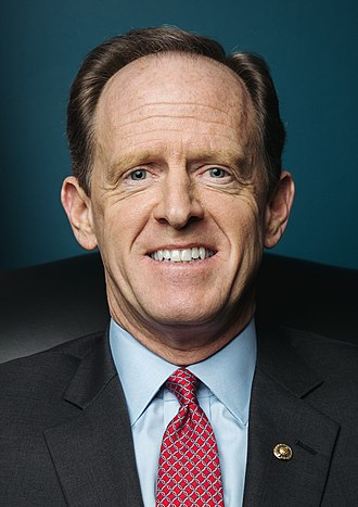 United States congressional delegations from Pennsylvania - Senator Patrick Toomey (R)