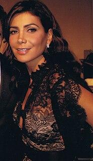 Patricia Manterola Mexican actress and singer