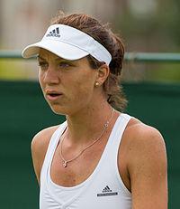 Patricia Maria Țig 1, 2015 Wimbledon Qualifying - Diliff.jpg