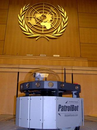 PatrolBot - PatrolBot