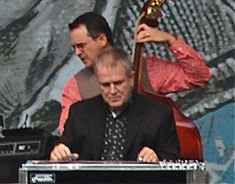 Paul Franklin (musician) - Image: Paul Franklin