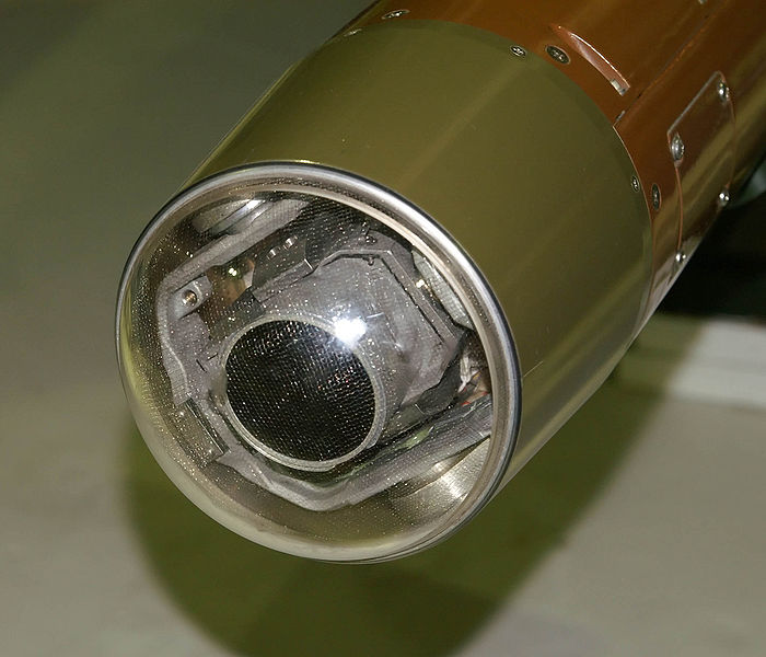 Paveway 700px-Paveway_III_laser_guided_bomb_seeker_head