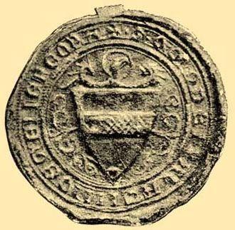 Amadeus Aba - Seal of Amadeus Aba