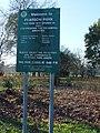 Pearson Park Notice Board - geograph.org.uk - 718547.jpg