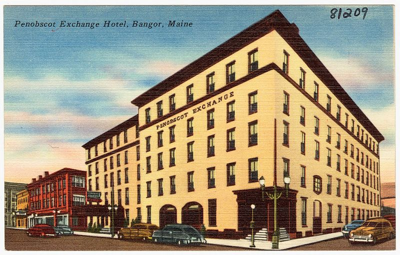 Hotels In Bangor Maine With Smoking Rooms