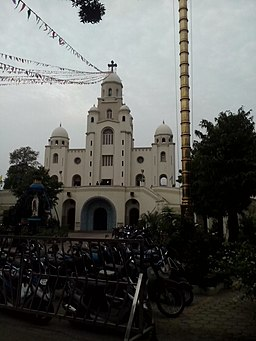 Perambur-Heritage-Walk-Our-Lady-of-Lourdes-Shrine