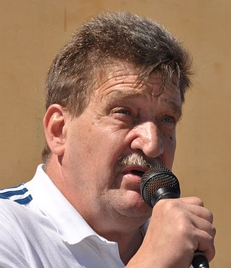 Pertti Alaja - Pertti Alaja in 2012.