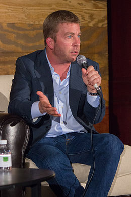 Peter Billingsley at ATX TV Festival 2014 Sullivan and Son.jpg